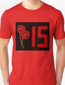 T-Shirt 15/85 (Public Office) by Dan Day T-Shirt