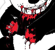 deathmetal panda Sticker