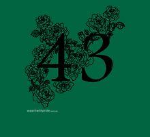 T-Shirt 43/85 (Relationships) by Alvin Fernandez Unisex T-Shirt