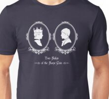 Two Sides of the Same Coin Unisex T-Shirt
