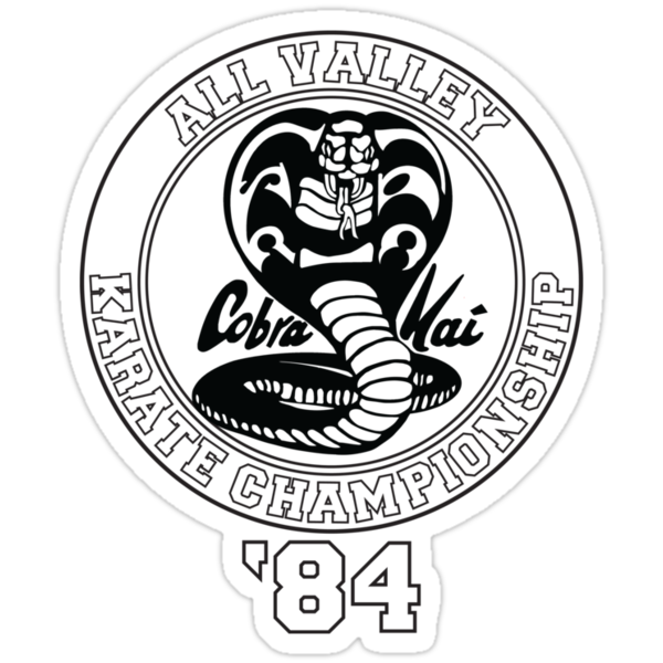 Cobra Kai All Valley Karate Tournament by superiorgraphix