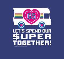 T-Shirt 65/85 (Financial) by Nadine Toussaint Unisex T-Shirt