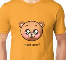 Hello Bear T-Shirt Unisex T-Shirt