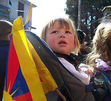 The Future of the Free Tibet Movement by Angie Spicer