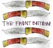 Talon of the Hawk - The Front Bottoms  Poster