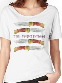 Talon of the Hawk - The Front Bottoms  Women's Relaxed Fit T-Shirt