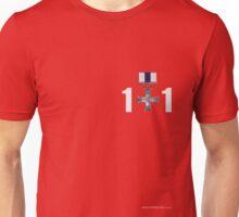 T-Shirt 2/85 (Public Office) by Graham Fink  Unisex T-Shirt