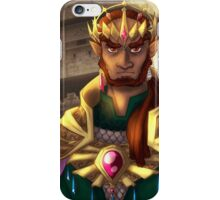Hyrule King Ganon iPhone Case/Skin