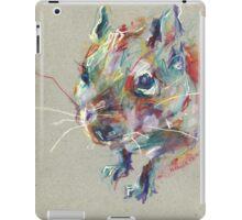 Little degu iPad Case/Skin