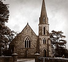 Historic church at Ross by liaimages