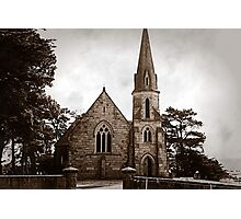 Historic church at Ross Photographic Print