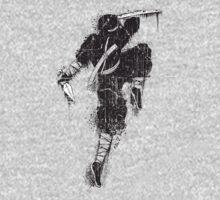 Ninjas do it better. One Piece - Short Sleeve