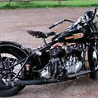 Vintage Easy Rider by John Thurgood