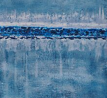 Blue horizon by Elaine Davoren