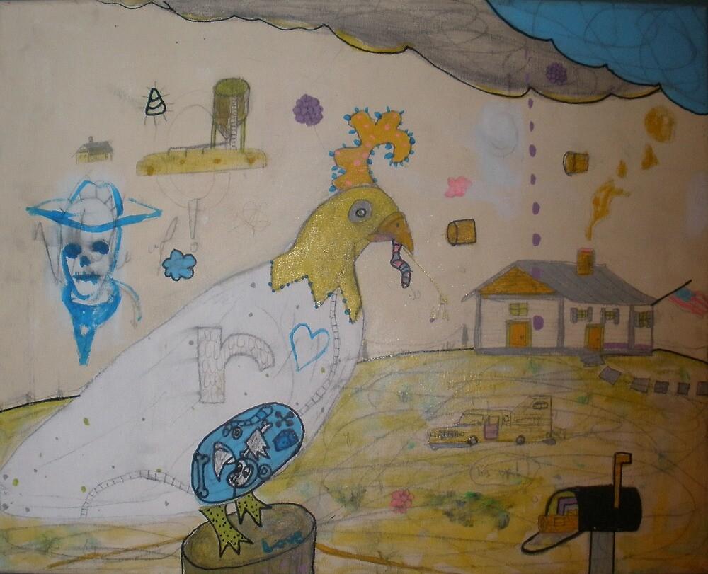 The Old Farm by JoeyMcCain