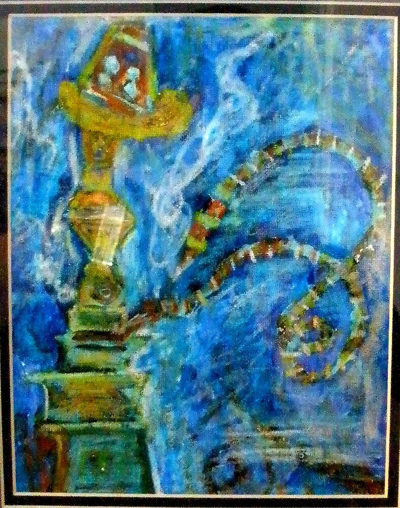 The Hookah by JoeyMcCain