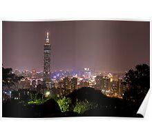 Taipei 101 Poster