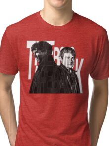 The Boys Are Back Tri-blend T-Shirt