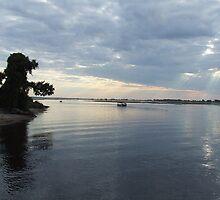 Chobe River Cruise by Graham Deeprose