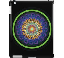 Infinite Path Martial Arts Mandala 5 iPad Case/Skin