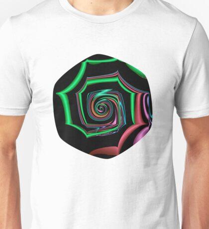 TGS Fractal Abstract Unisex T-Shirt