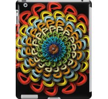 Infinite Path Martial Arts Mandala 4 iPad Case/Skin