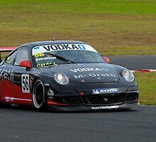 Australian GT Championship | EASTERN CREEK RACEWAY | Sports Car Carnival 2010 | Shane Smollen | Porsche GT3 by DavidIori