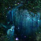 Celestial Cat by Jena DellaGrottaglia