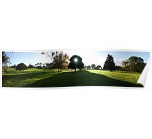 One Tree Hill Turama Panorama Poster