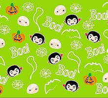 Boo! Pattern by Jessica Slater