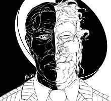 Two Face by Michael Lee