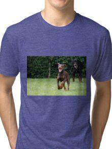 Sports Day Tri-blend T-Shirt