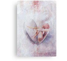true heart Canvas Print
