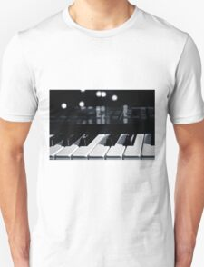 Synth Keyboard Unisex T-Shirt