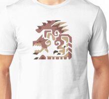 Rathion Pink Monster Hunter Print Unisex T-Shirt