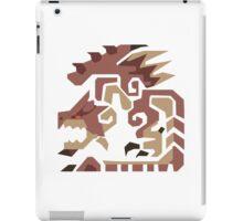 Rathion Pink Monster Hunter Print iPad Case/Skin