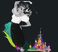 Mary Blair  by Lifeanimated