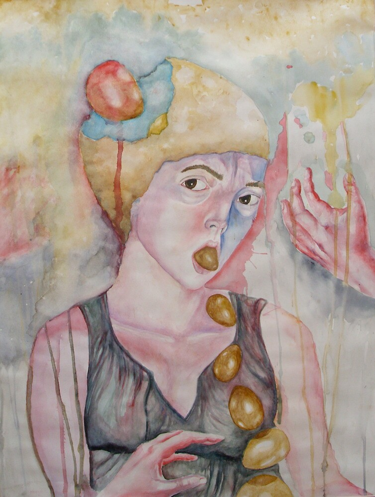 The Life of a Battery Hen by Niki Bousquet