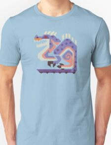 Jaggi Monster Hunter Print T-Shirt