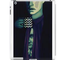Black Lodge Dale Cooper iPad Case/Skin
