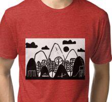 Seven Hills Tri-blend T-Shirt