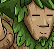 Tauren Resto Druid Sticker Sticker