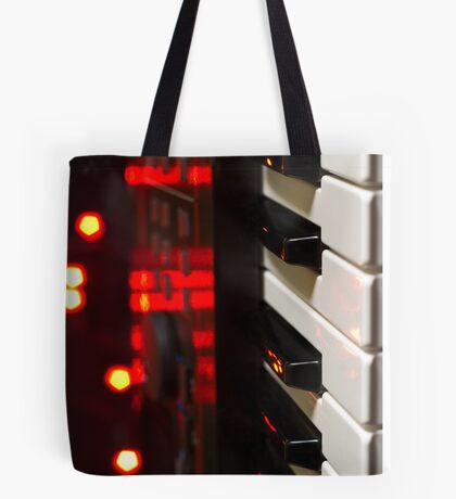 Roland Synth Keys Tote Bag