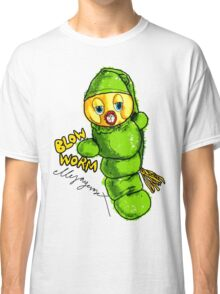 Blow Worm Classic T-Shirt