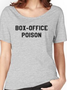 Box Office Poison- Black Women's Relaxed Fit T-Shirt