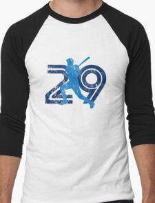Toronto No. 29 Men's Baseball ¾ T-Shirt