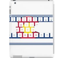 Compute Colorado iPad Case/Skin