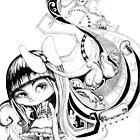 Ink My World by littlerosered