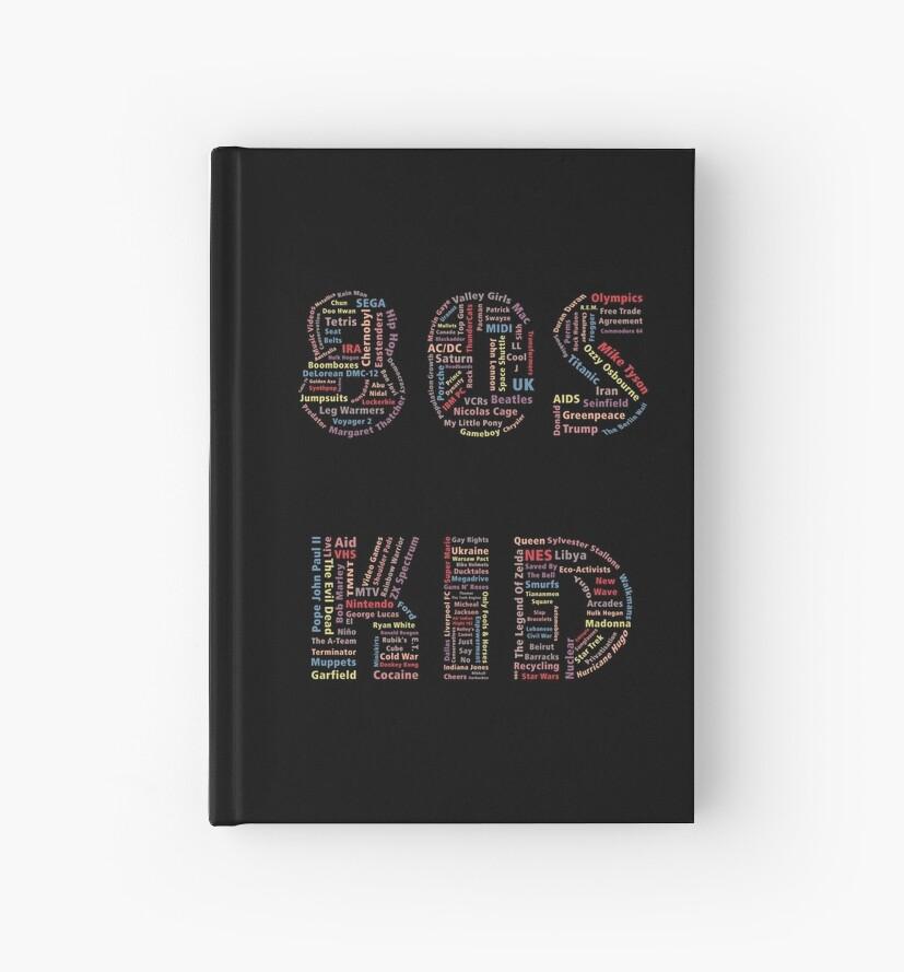 80s Kid by Daniel Bevis