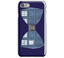 """Bow Ties ARE Cool."" - Dr. Who (Bow tie image only) iPhone Case/Skin"
